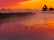 Sunrise in beccles