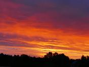SUNSET AT HEMPTON
