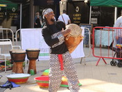 African dance & acrobatics