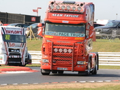 British Truck Racing