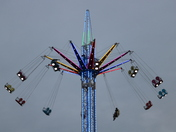 Fun at the fair in Honiton