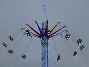 Fun at the fair in Honiton