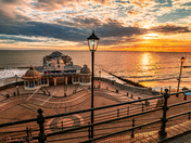 Seafront Sunrise at Cromer