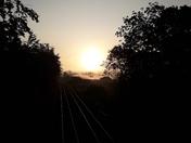 Thorpe marshes sunrise