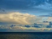 A wonderful cloud formation