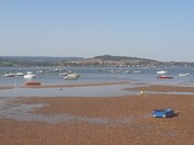 Sunny Day over the Exe Estuary