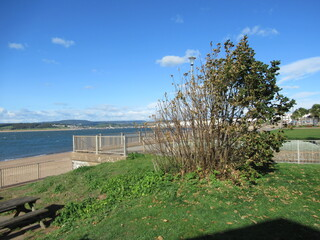 From the Harbour View Cafe grounds - Friday 25th September 2020
