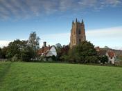 Stoke by Nayland church