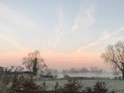 In the Waveney valley from Fen Farm