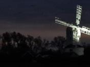 Spooky saxtead  mill