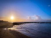 Early Morning Beach Walk