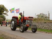 Bardwell Charity Tractor Run 2020