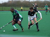 Cambridge University hockey blues beat Chelmsford