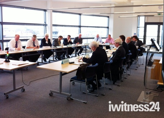 CCC Cabinet meeting in Wisbech