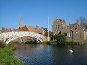 Godmanchester bridge