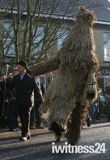 Whittlesey Straw Bear Festival 2012
