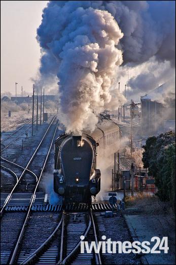 The York Yuletide Express