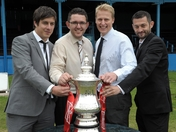 FA Cup trophy comes to Fenland