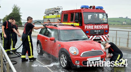 Charity Car Wash