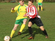 Lympstone v Offwell football
