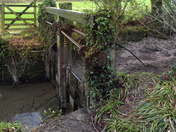 Stags Head Sluice Gate