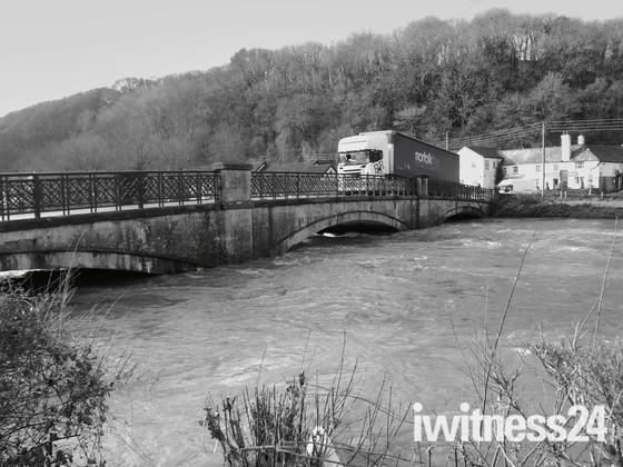 Umberleigh Bridge
