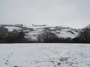 Brayford snow, January 25th 2013