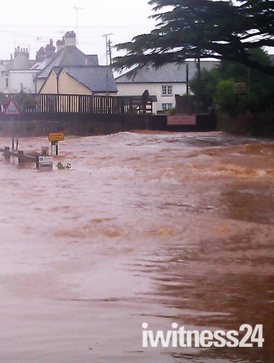 the ford Sidmouth,