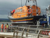 Shannon class lifeboat trials