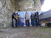 National Trust volunteers help give Ilfracombe a spring clean