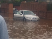 Exmouth Floods 06/07/2012