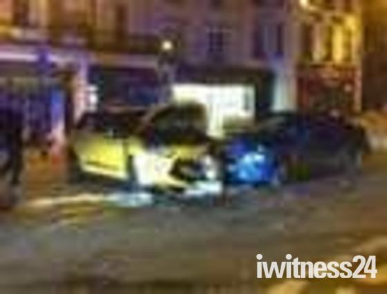 Crash, Honiton High Street