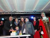 Bideford Christmas Light Switch On