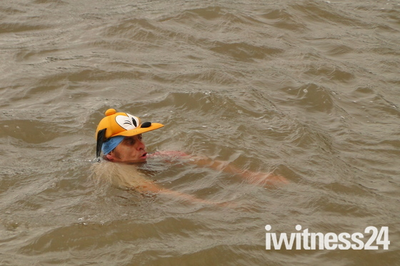 Barnstaple river swim