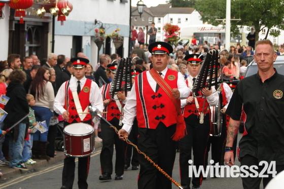 Bideford Carnival - more photos