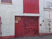 Graffiti in Barnstaple