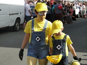 Appledore Carnival 2013