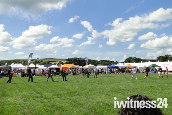 North Devon Show 2013