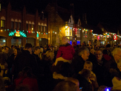 Shefford Christmas Light Switch on