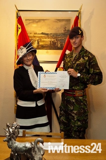 Army Cadet Force Annual Awards Evening