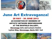 June Art Extravaganza