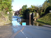 Lemsford Lane Hatfield flooded again !