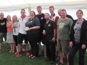 Baldock Canoe Club Win Slalom Sport Trophy