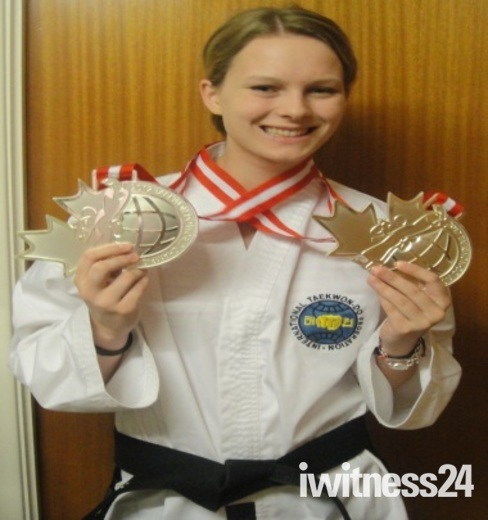 World ITF TaeKwon Do Championships in Canada