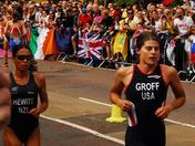 London 2012, Women's Triathlon