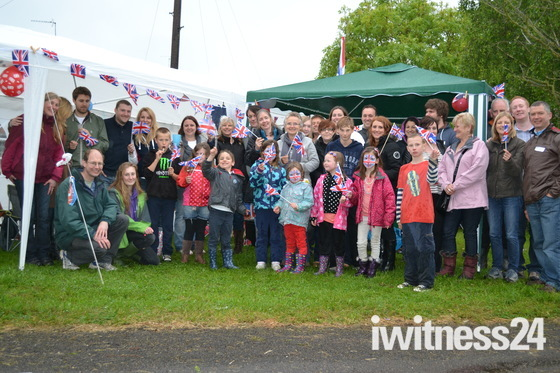 Brecken Close Jubilee Street Party