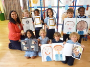 Frame Academy – Pupils at Woolenwick Infant and Nursery school break Guinness