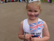 Queen's Diamond Jubilee Celebration at Woolenwick Infant and Nursery