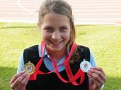 8 Medal Haul for Etonbury Academy