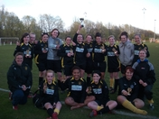 Girls U16 Beds County Football Cup